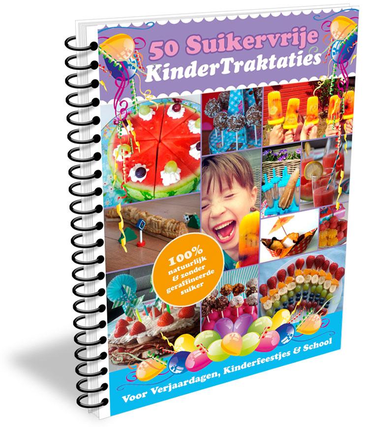 50 Suikervrije KinderTraktaties