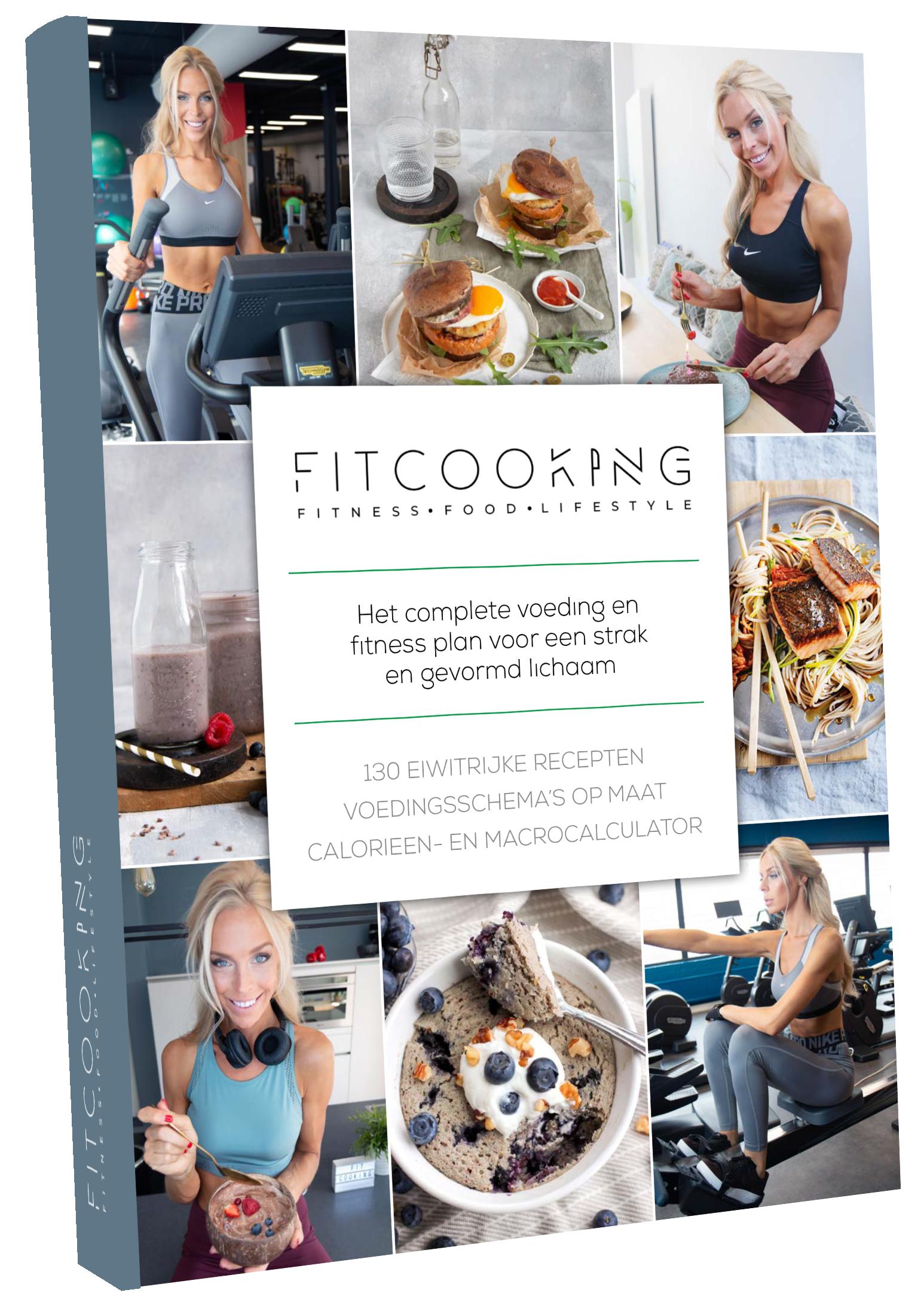 Fitcooking Fitness Receptenboek