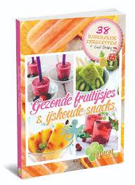 Gezonde Fruitijsjes Recepten Ebook