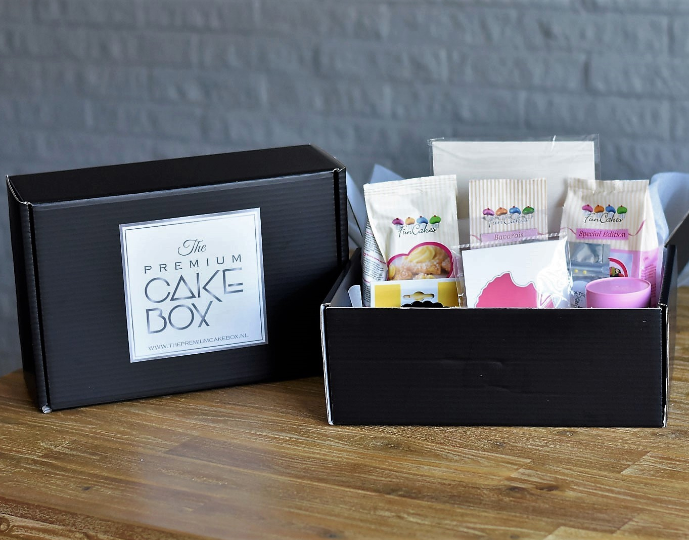 The Premium Cake Box, jaarabonnement